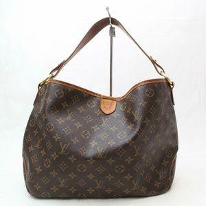 Auth Louis Vuitton Delightful Mm #1811L39